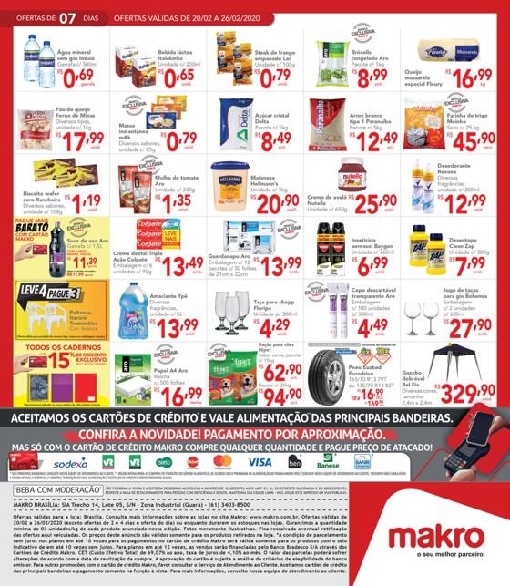 Ofertas Makro vence 21-02-2