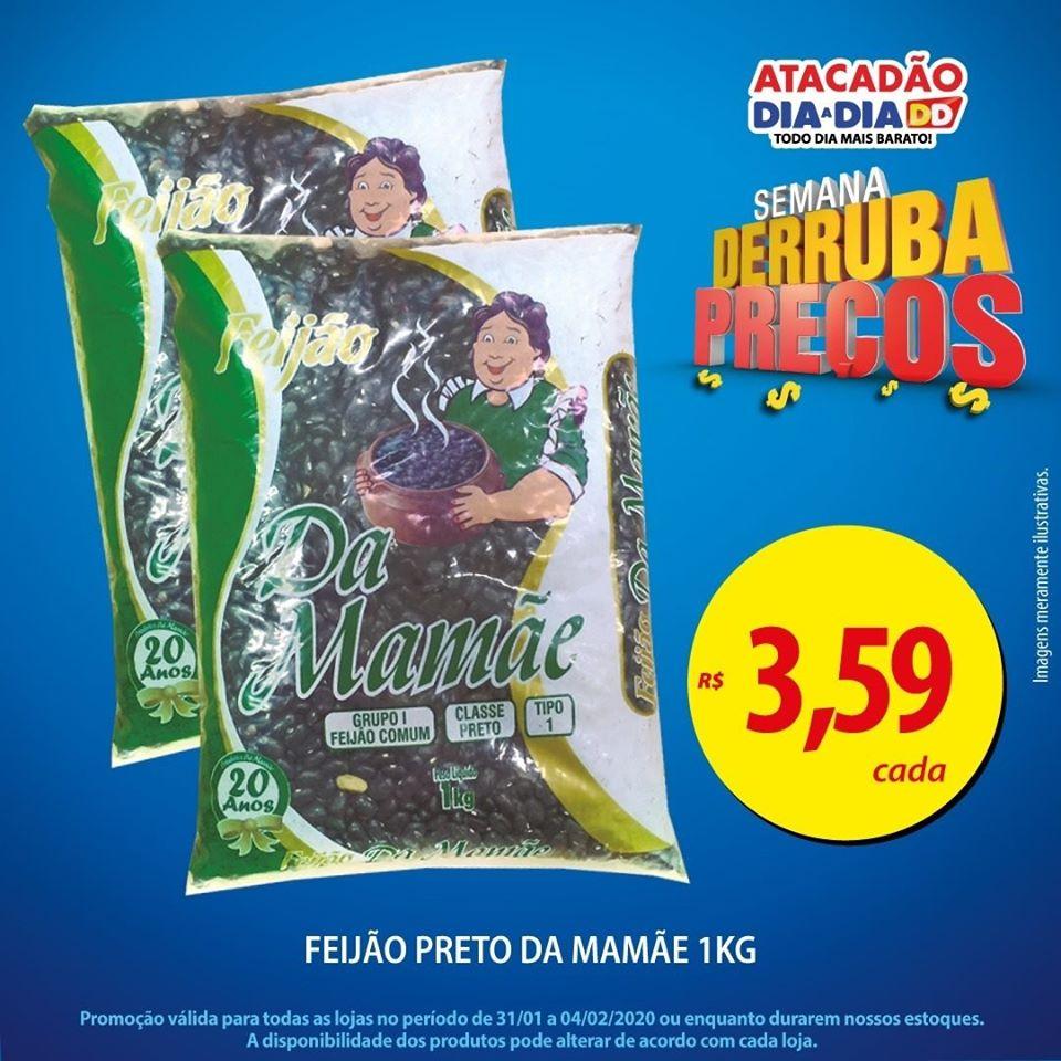 Ofertas supermercado Atacadão DIA a DIA comerciante vence 04-02-11