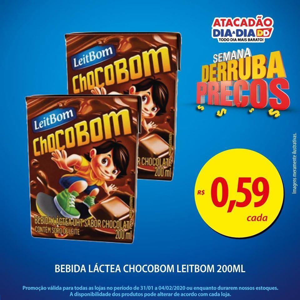 Ofertas supermercado Atacadão DIA a DIA comerciante vence 04-02-12