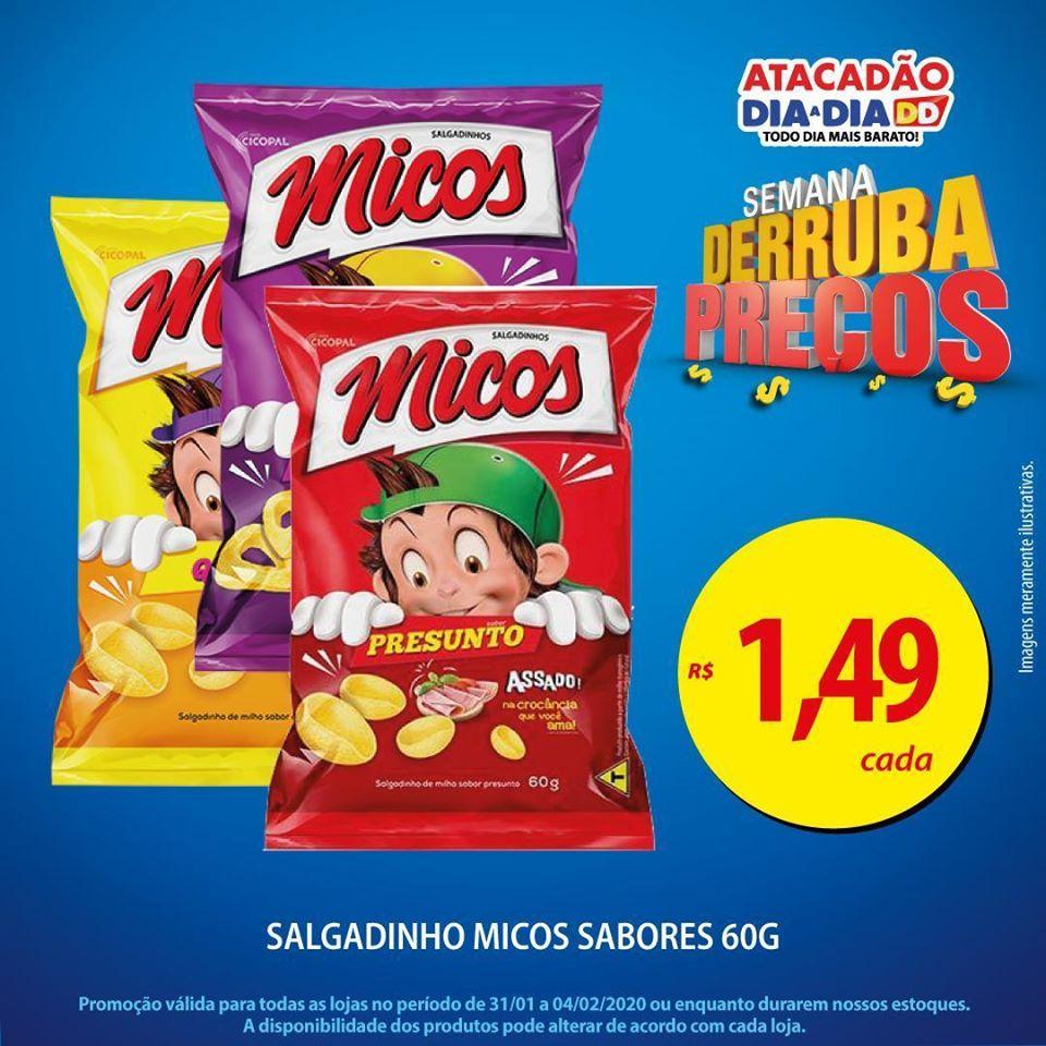 Ofertas supermercado Atacadão DIA a DIA comerciante vence 04-02-13
