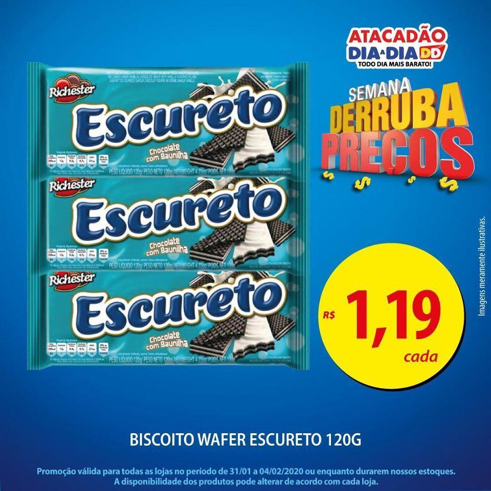 Ofertas supermercado Atacadão DIA a DIA comerciante vence 04-02-15