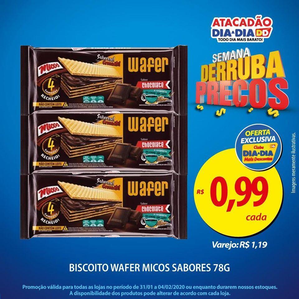 Ofertas supermercado Atacadão DIA a DIA comerciante vence 04-02-16