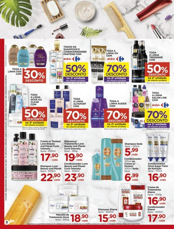 Ofertas supermercado Hipermercado Carrefour vence 15-03-02