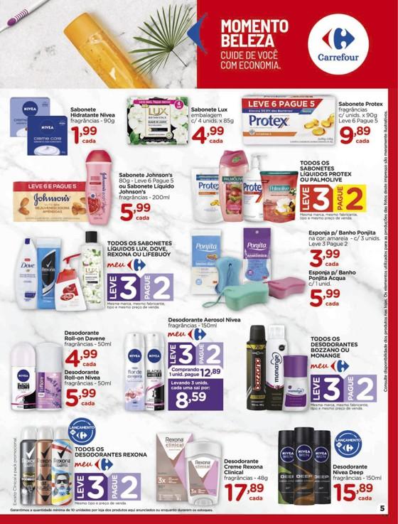 Ofertas supermercado Hipermercado Carrefour vence 15-03-05
