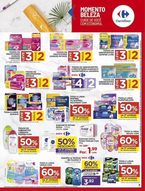 Ofertas supermercado Hipermercado Carrefour vence 15-03-06