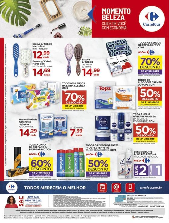 Ofertas supermercado Hipermercado Carrefour vence 15-03-07
