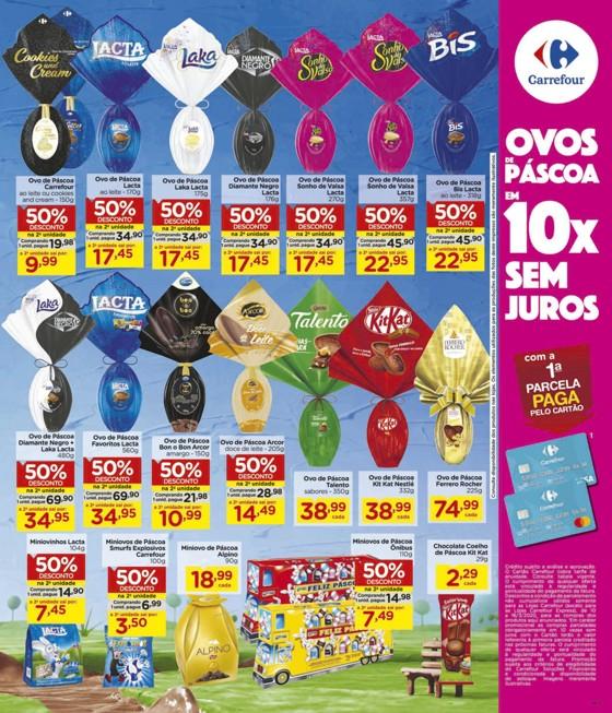 Ofertas supermercado Hipermercado Carrefour vence 18-03-03
