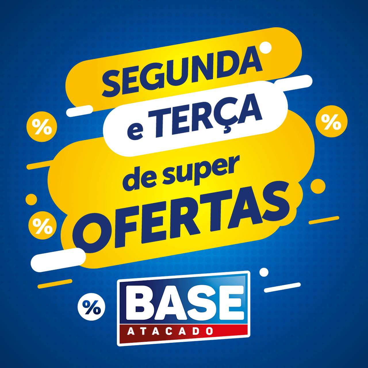 Ofertas de supermercado BASE atacado segunda e terça de super ofertas vence 29-09-1