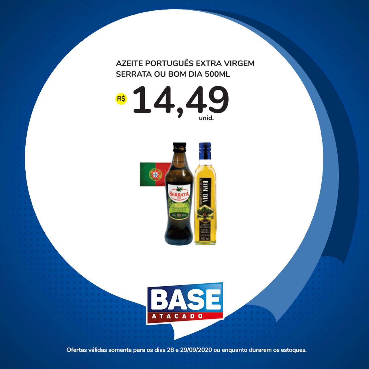 Ofertas de supermercado BASE atacado segunda e terça de super ofertas vence 29-09-5